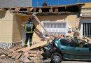 Herido en accidente de tráfico al chocar vehículo con otro aparcado en San Pedro del Pinatar