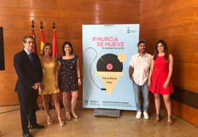 Diseñadoras y grupos de música murcianos serán los protagonistas de #Murciasemueve