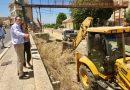 Las obras de la Vía Verde llegan a San José de la Vega